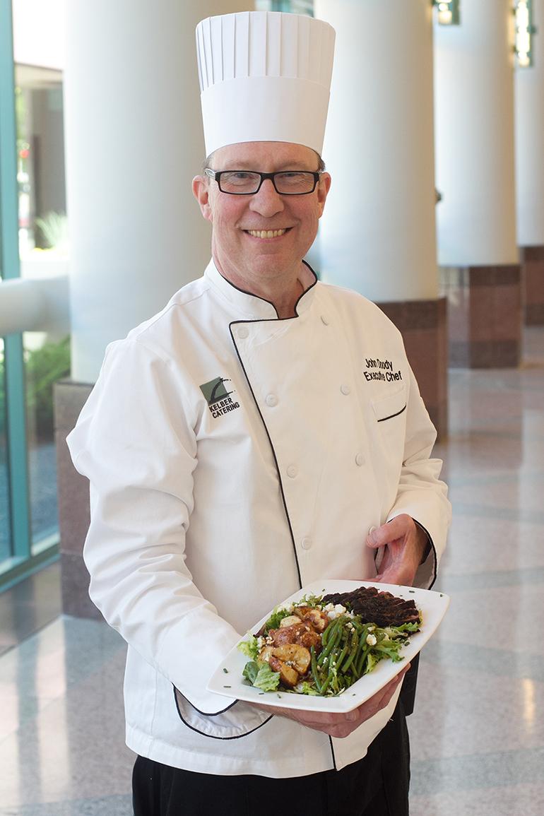 Kelber Catering Chef John Doody Photo Courtesy of Meet Minneapolis