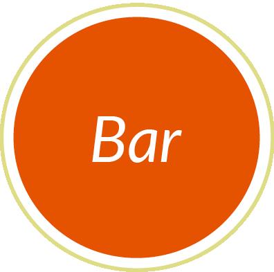 Kelber catering bar menu, bar service