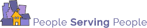 People Serving People logo partnership with Kelber catering